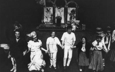 Se inaugura en Independencia exposición Usach que reúne el archivo de Isidora Aguirre