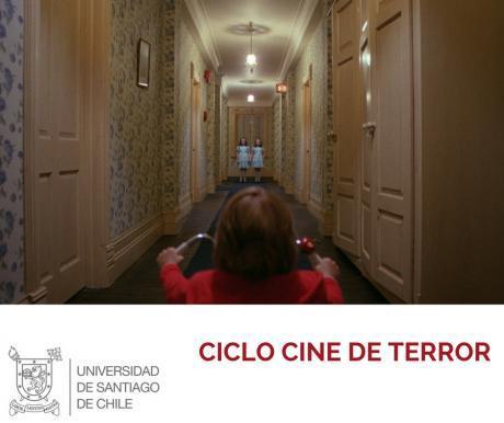 """""""Miércoles de Cine U. de Santiago"""" invita a su Ciclo de Terror"""