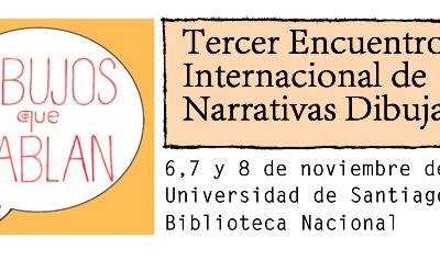Convocatoria Tercer Encuentro Internacional Dibujos que Hablan
