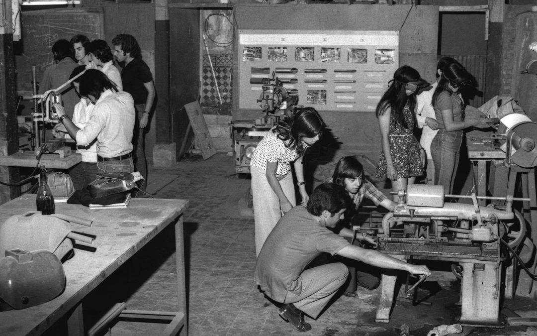 Memoria gráfica a 70 años de la UTE