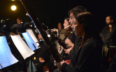 La Orquesta Clásica U. de Santiago visita Cerro Navia