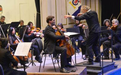 Teatro Oriente de Providencia recibirá a Orquesta Clásica U. de Santiago en 2018