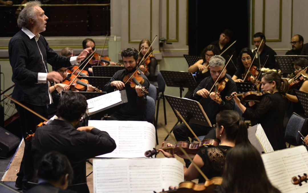 Orquesta Clásica Universidad de Santiago, lo mejor del 2017