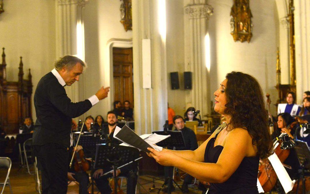 Orquesta Clásica U. de Santiago busca soprano para concierto 2018