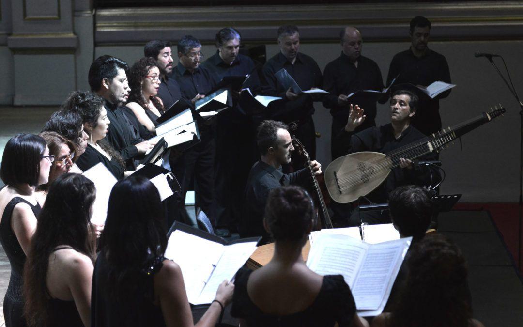 Coro Madrigalista U. de Santiago abre puesto de soprano