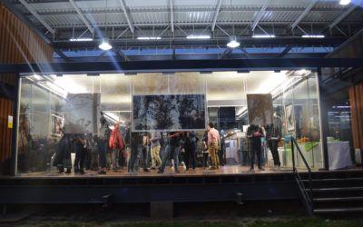 """Nueva exposición en Sala Recicla FAE USACH: """"Taxonomía de lo Fantástico"""" de Guillermo Lorca"""