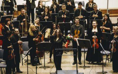 La experiencia en primera persona de un concierto de la Orquesta Clásica U. de Santiago, por Soledad Abarca