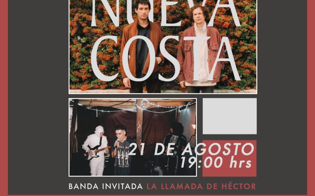 Música en el Aula presenta: Nueva Costa y La llamada de Héctor