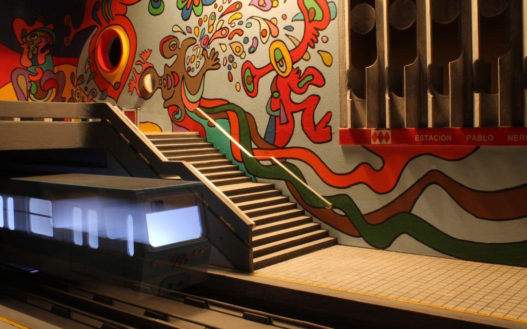 """""""Estación Utopía"""" la exposición que trae a la memoria el proyecto de Metro planificado en el Gobierno de la Unidad Popular"""