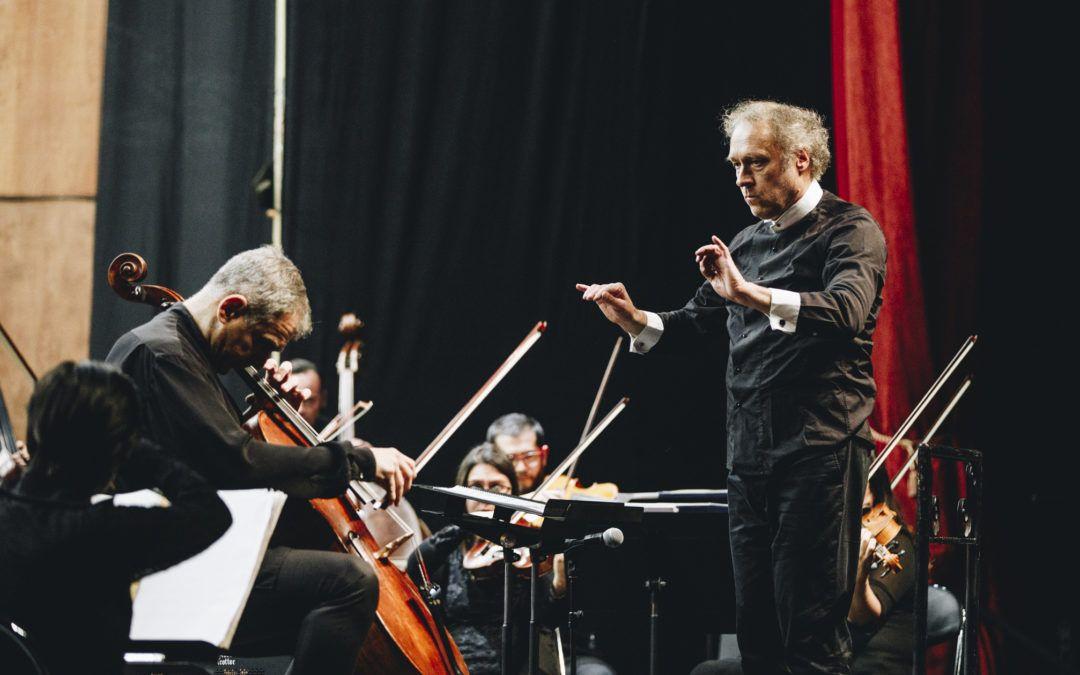 """Nicolas Rauss: """"Somos una Orquesta Clásica, pero que siempre quiere provocar"""""""