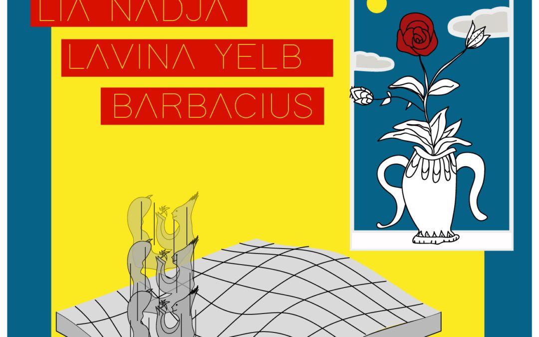 Música en el Aula: Lia Nadja, Lavina Yelb y Barbacius