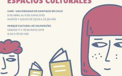 "Convocatoria Curso de Capacitación ""Librerías como espacios culturales"""