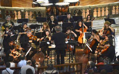 Orquesta Clásica y Coro Usach llevan el profundo y popular Réquiem de Mozart a Iglesia en Independencia