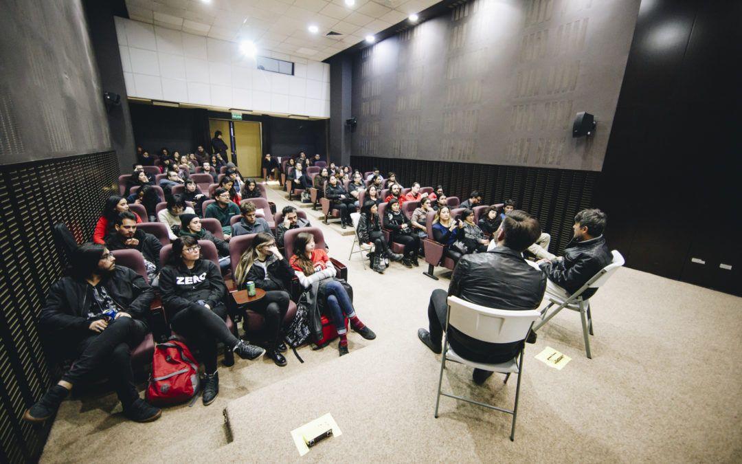 Cine en la Universidad de Santiago, conoce sus ciclos gratuitos