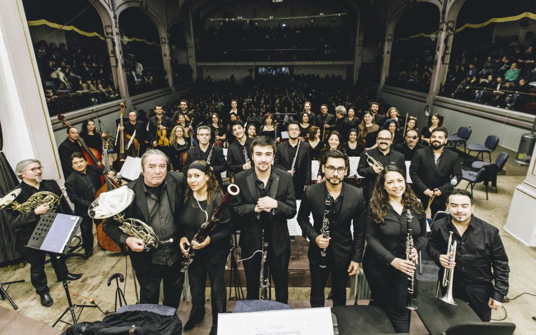 Programación 2019 de la Orquesta Clásica de la Universidad de Santiago