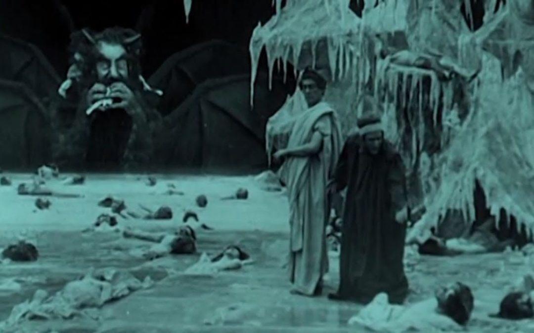 L´Inferno (Italia, 1911) cierra el ciclo Horror Europa con la musicalización en vivo del productor de música electrónica Raw C
