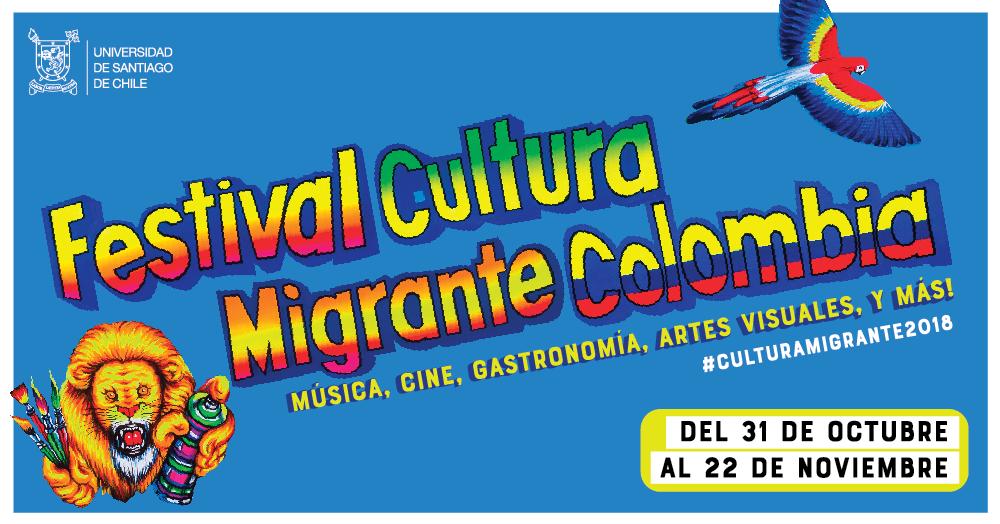 FESTIVAL CULTURA MIGRANTE MEXICO 2019