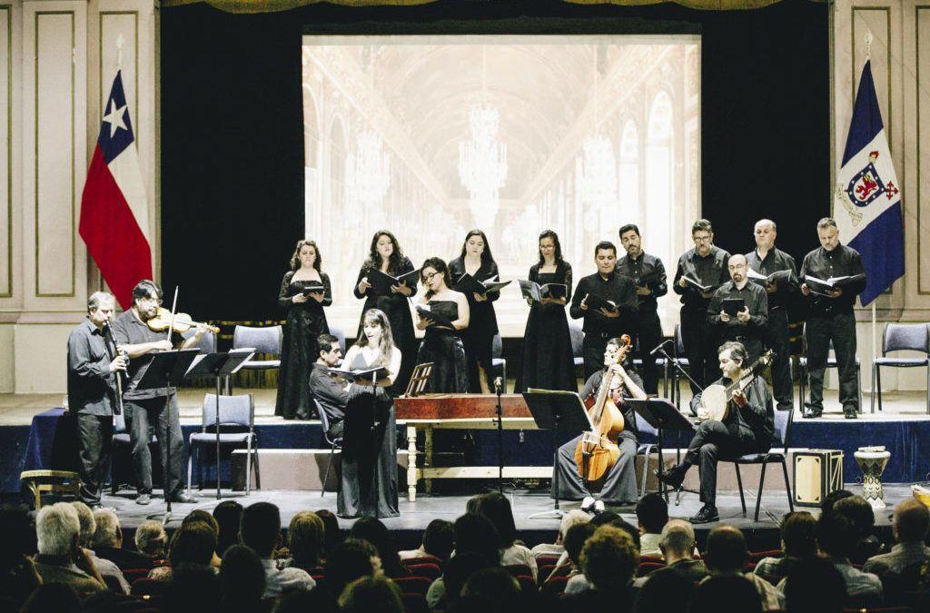 Syntagma Musicum y Coro Madrigalista Usach dedican concierto a la revolución musical barroca de la famosa Escuela Veneciana