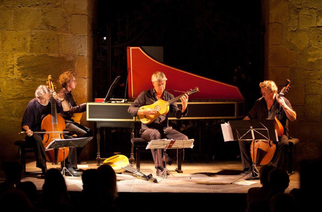 Festival Internacional de Música Antigua celebra 15 ediciones con la ilustre visita del violagambista Jordi Savall