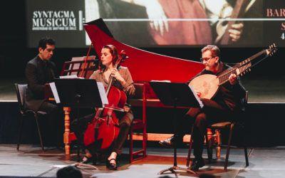 Syntagma Musicum ofrece concierto navideño con obras del barroco americano