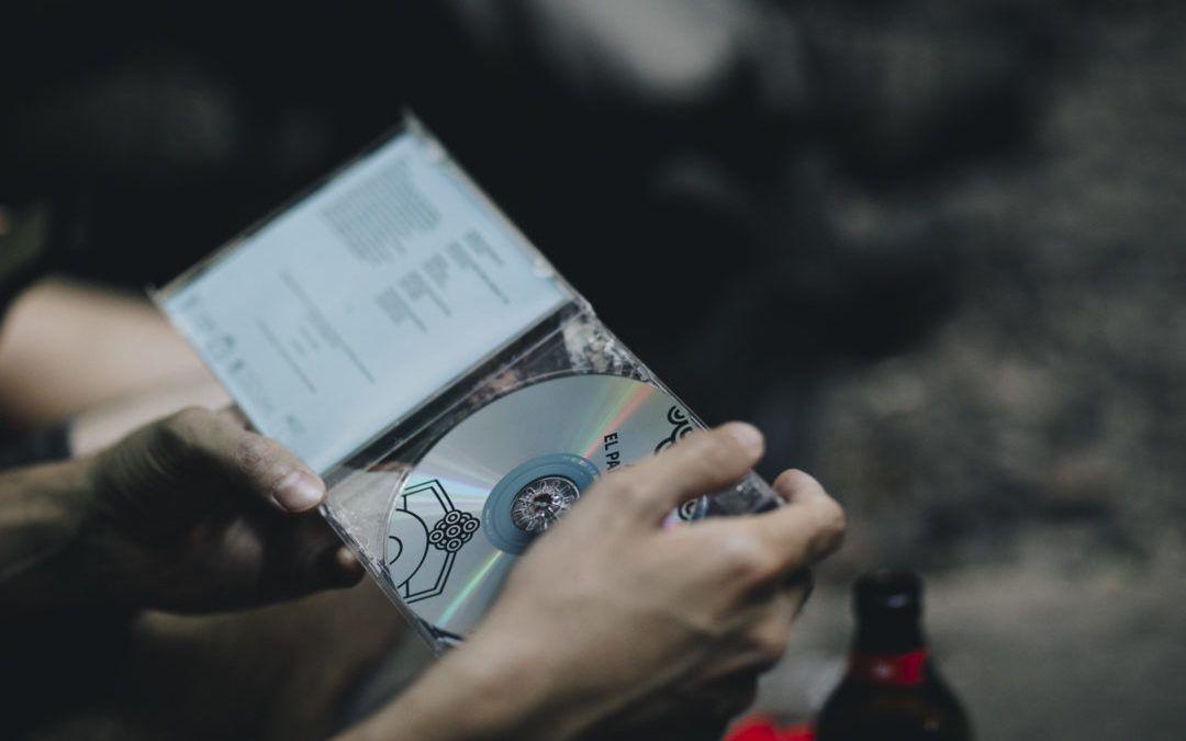 Aula Records: Tres discos para viajar por el cine y la poesía