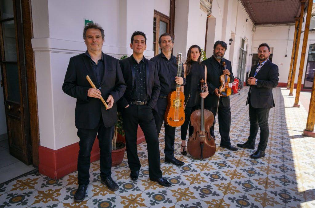 De Bach a Víctor Jara: Syntagma Musicum abre su temporada 2020