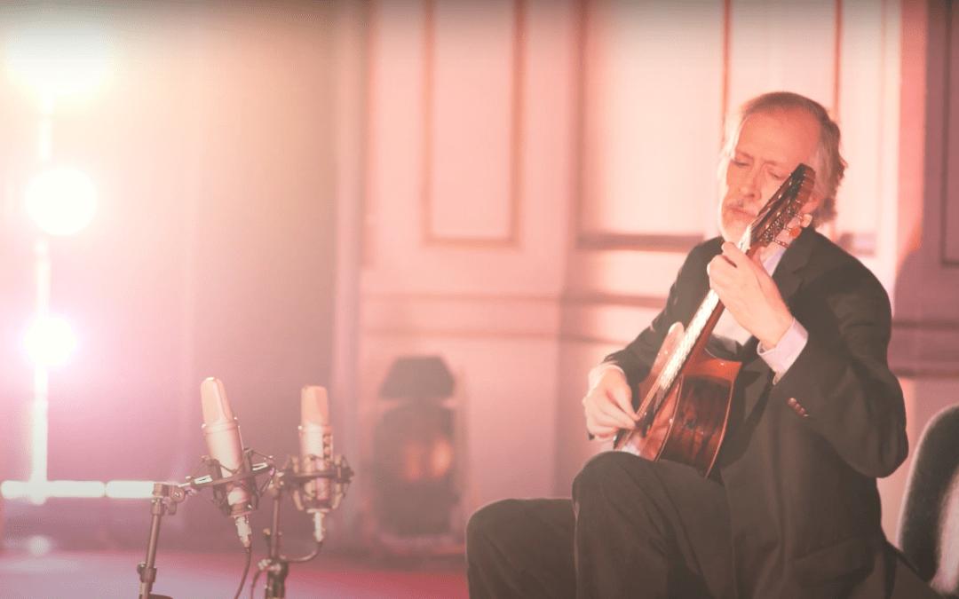 Conciertos Usach abre espacio a la guitarra de la mano de Luis Orlandini