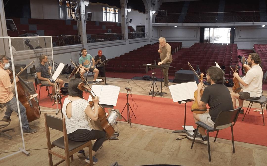 Orquesta Clásica Usach vuelve a colaborar con Jorge Pepi-Alós y  se enfrenta a la música de Jean Sibelius