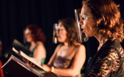 Con un programa dedicado a Franz Schubert, el Coro Madrigalista  Usach se reencuentra en el Teatro Aula Magna