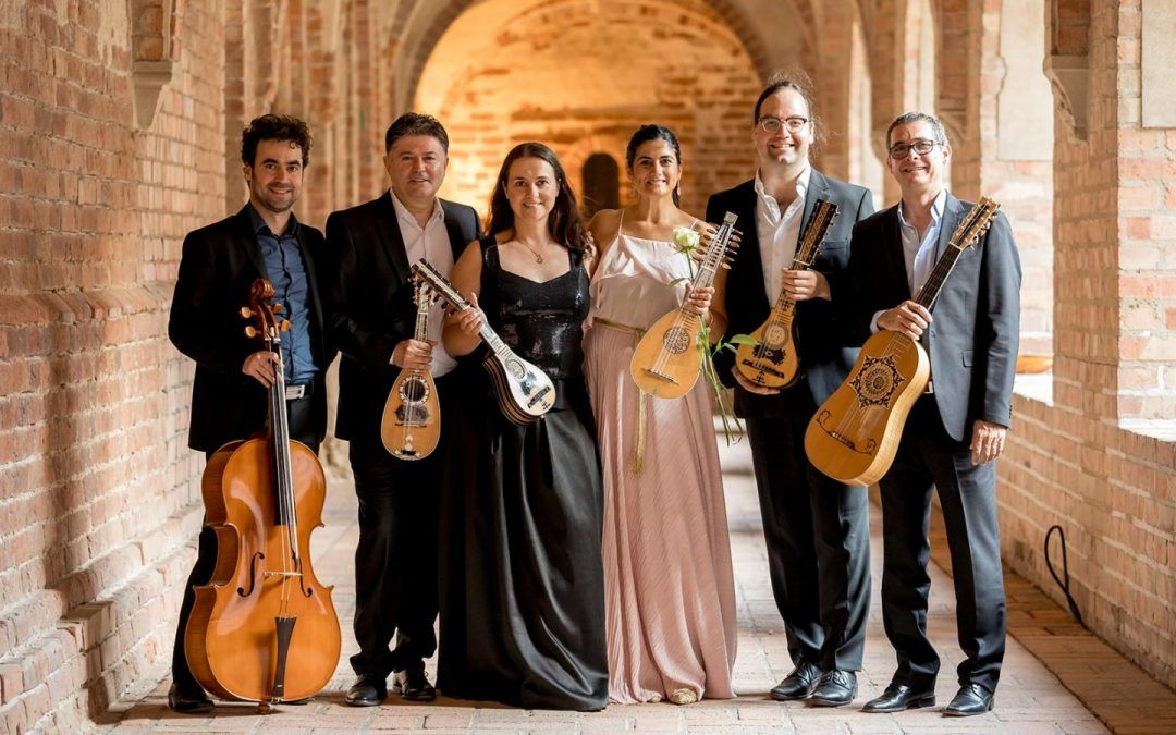 Artemandoline: Un viaje musical a través de Stgo TV