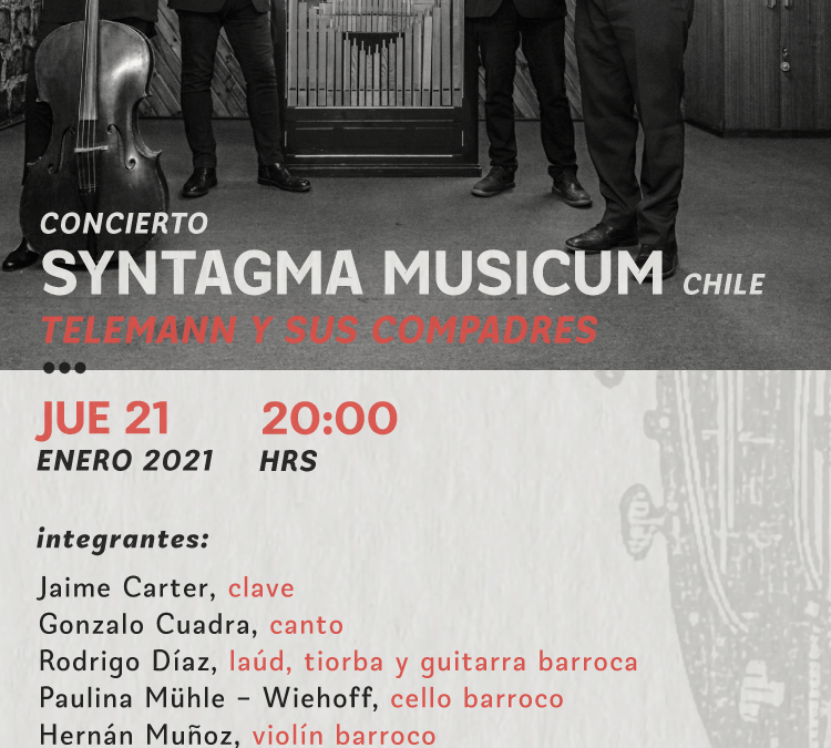 Festival Internacional de Música Antigua: Syntagma Musicum Usach