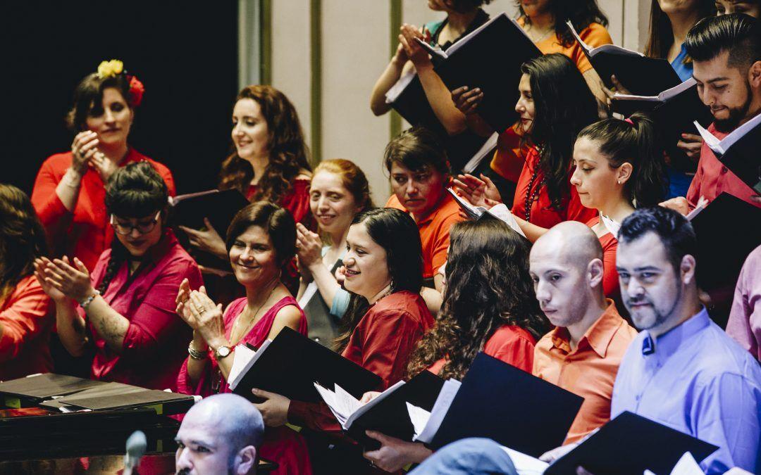 Convocatoria para el 1er concierto virtual de «Música coral chilena Usach»