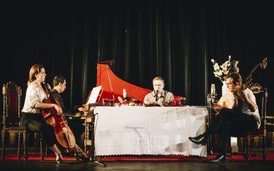 """Alrededor de una mesa, Syntagma Musicum Usach celebra a """"Telemann y sus compadres"""""""