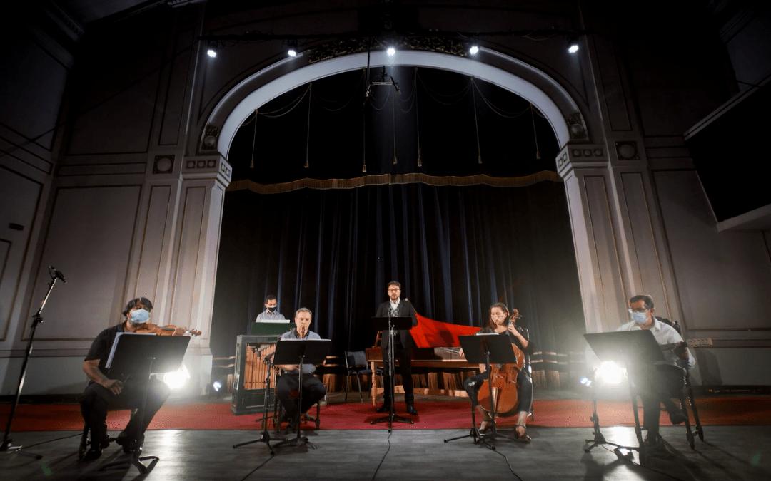 Un viaje por el Barroco americano: Stgo TV estrena concierto de Syntagma Musicum Usach