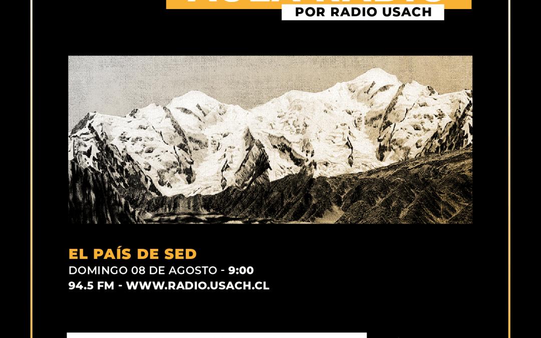 Aula Radio y el disco El país de sed