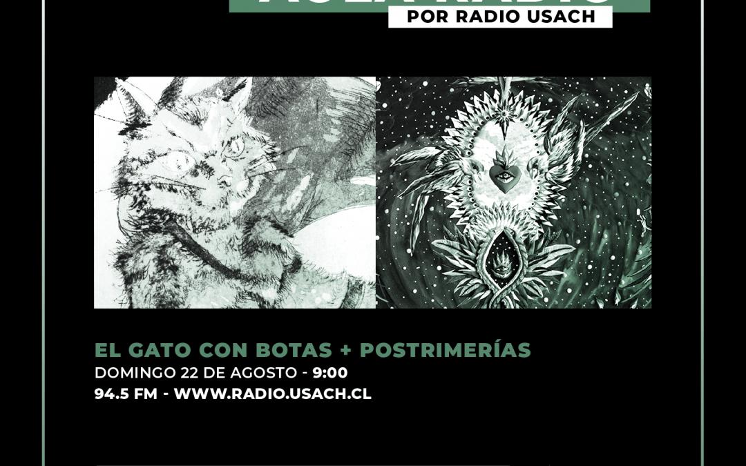 Aula Radio dedica programa a los discos Gato con botas y Postrimerías»