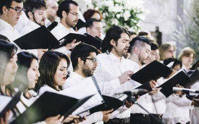 A viva voz: este fin de semana es el primer concierto virtual Música Coral Chilena Usach 2021