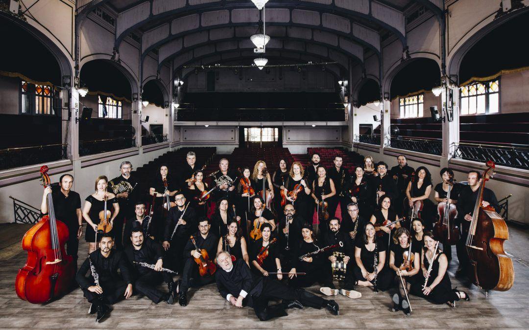 Orquesta Clásica Usach celebra 39 años de música y anuncia nuevas actividades